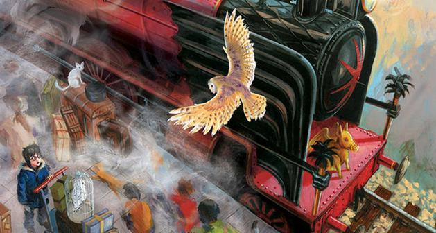 """Harry Potter: divulgada a capa da versão ilustrada de """"A Pedra Filosofal"""""""