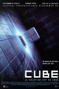 Cubo - Poster / Capa / Cartaz - Oficial 1