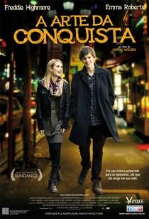 A Arte da Conquista - Poster / Capa / Cartaz - Oficial 3