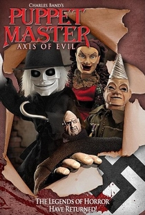 Puppet Master: Axis of Evil - Poster / Capa / Cartaz - Oficial 2