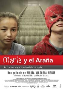 Maria e o Homem-Aranha - Poster / Capa / Cartaz - Oficial 1