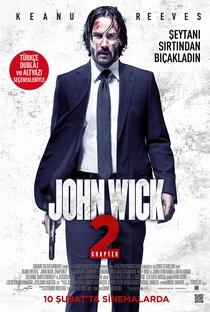 John Wick: Um Novo Dia Para Matar - Poster / Capa / Cartaz - Oficial 6
