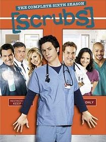 Scrubs (6ª Temporada) - Poster / Capa / Cartaz - Oficial 1
