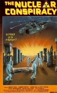 Conspiração Nuclear - Poster / Capa / Cartaz - Oficial 1