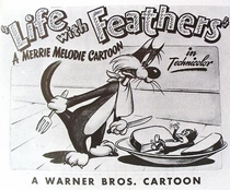 Life with Feathers - Poster / Capa / Cartaz - Oficial 1