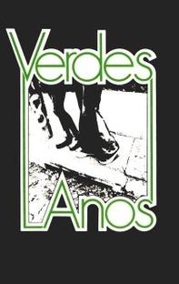 Verdes Anos - Poster / Capa / Cartaz - Oficial 1