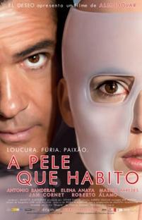 A Pele que Habito - Poster / Capa / Cartaz - Oficial 5