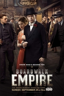 Boardwalk Empire - O Império do Contrabando (2ª Temporada) - Poster / Capa / Cartaz - Oficial 1