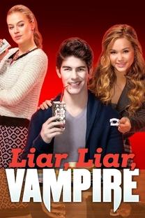 Um Vampiro Mentiroso - Poster / Capa / Cartaz - Oficial 1
