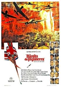 A Batalha da Grã-Bretanha - Poster / Capa / Cartaz - Oficial 5