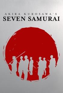 Os Sete Samurais - Poster / Capa / Cartaz - Oficial 31
