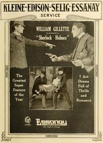 Sherlock Holmes - Poster / Capa / Cartaz - Oficial 3