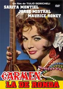 Carmen de Ronda - Poster / Capa / Cartaz - Oficial 4