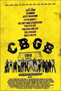 CBGB - O Berço do Punk Rock - Poster / Capa / Cartaz - Oficial 1
