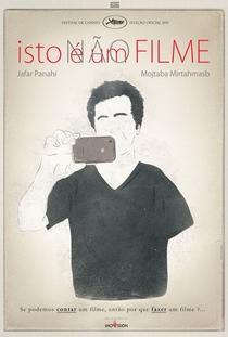 Isto Não É um Filme - Poster / Capa / Cartaz - Oficial 2