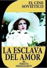 A Escrava do Amor - Poster / Capa / Cartaz - Oficial 4