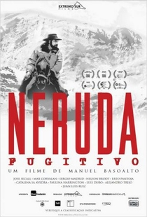 Neruda - Poster / Capa / Cartaz - Oficial 2