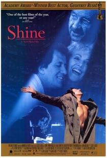 Shine - Brilhante - Poster / Capa / Cartaz - Oficial 7