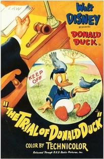O Julgamento do Pato Donald - Poster / Capa / Cartaz - Oficial 1