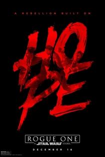 Rogue One: Uma História Star Wars - Poster / Capa / Cartaz - Oficial 18