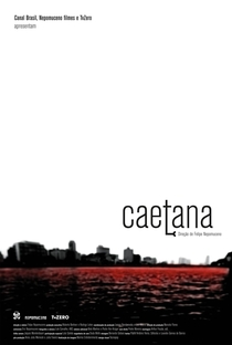 Caetana - Poster / Capa / Cartaz - Oficial 2