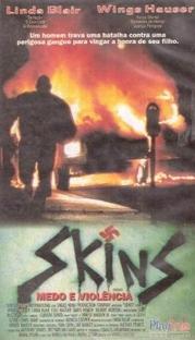Skins - Medo e Violência - Poster / Capa / Cartaz - Oficial 2