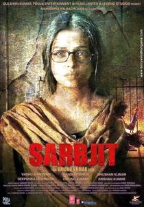 Sarbjit - Poster / Capa / Cartaz - Oficial 2