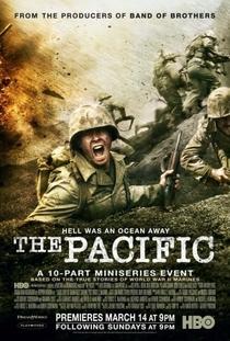 O Pacífico - Poster / Capa / Cartaz - Oficial 1