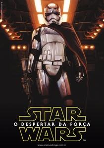 Star Wars: O Despertar da Força - Poster / Capa / Cartaz - Oficial 38