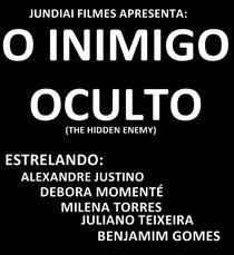 O Inimigo Oculto - Poster / Capa / Cartaz - Oficial 1