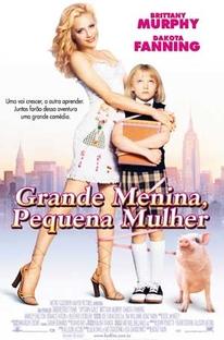 Grande Menina, Pequena Mulher - Poster / Capa / Cartaz - Oficial 1