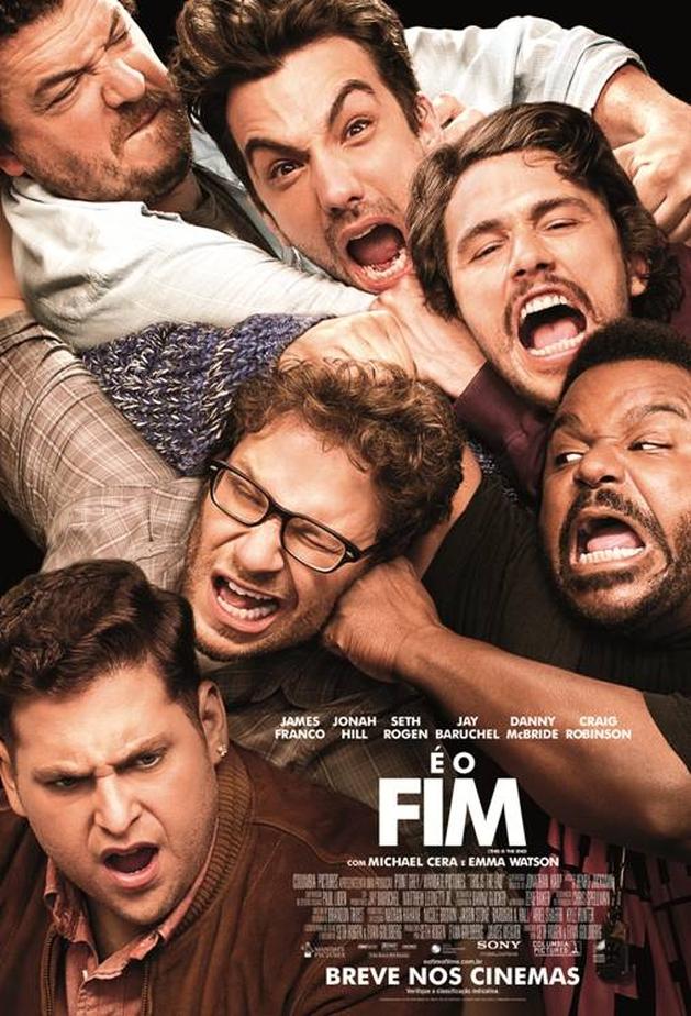 É o Fim (This is The End) - Saindo do Cinema