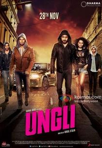 Ungli - Poster / Capa / Cartaz - Oficial 1