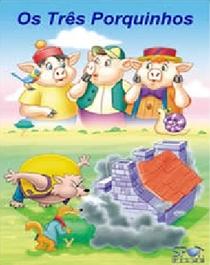 Os 3 porquinhos  - Poster / Capa / Cartaz - Oficial 1