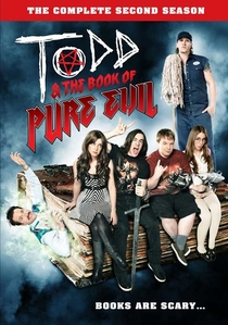 Todd and the Book of Pure Evil (2ª Temporada) - Poster / Capa / Cartaz - Oficial 2
