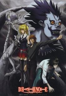 Death Note (1ª Temporada) - Poster / Capa / Cartaz - Oficial 5