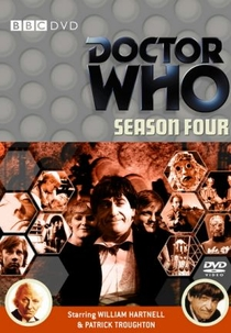 Doctor Who (4ª Temporada) - Série Clássica - Poster / Capa / Cartaz - Oficial 1