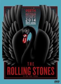 Rolling Stones - Perth 2014 - Poster / Capa / Cartaz - Oficial 1