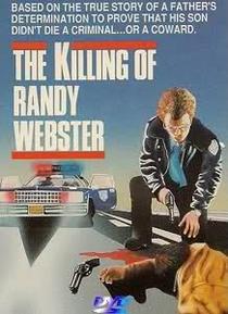A Morte de Randy Webster - Poster / Capa / Cartaz - Oficial 1