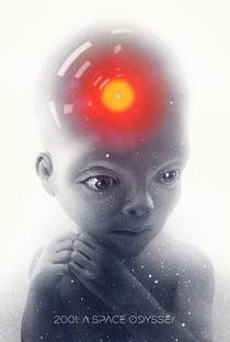 2001: Uma Odisseia no Espaço - Poster / Capa / Cartaz - Oficial 32