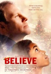 Believe - Poster / Capa / Cartaz - Oficial 2