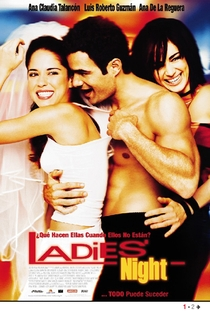 Ladies Night - Poster / Capa / Cartaz - Oficial 1