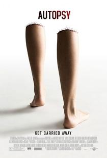 Autópsia - Poster / Capa / Cartaz - Oficial 3