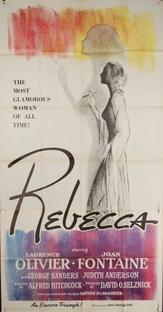 Rebecca, a Mulher Inesquecível - Poster / Capa / Cartaz - Oficial 3
