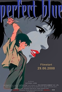 Perfect Blue - Poster / Capa / Cartaz - Oficial 11