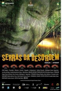 Serras da Desordem - Poster / Capa / Cartaz - Oficial 1