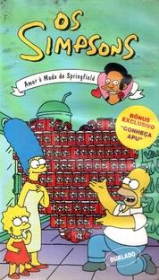 Os Simpsons - Amor a Moda de Springfield - Poster / Capa / Cartaz - Oficial 1
