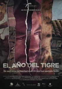 O ano do Tigre - Poster / Capa / Cartaz - Oficial 1
