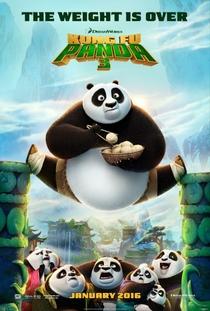 Kung Fu Panda 3 - Poster / Capa / Cartaz - Oficial 9