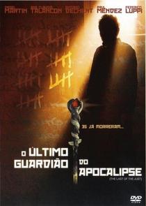 O Último Guardião do Apocalipse - Poster / Capa / Cartaz - Oficial 2